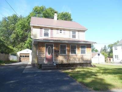 Massena Single Family Home For Sale: 10 Howard Street