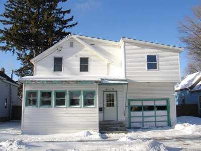 Ogdensburg Single Family Home For Sale: 419 Albany Avenue