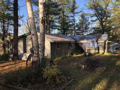 Hammond Single Family Home For Sale: 116 Mile Arm Bay Rd