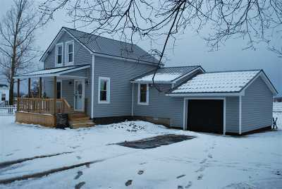 Ogdensburg Single Family Home For Sale: 5674 State Highway 812