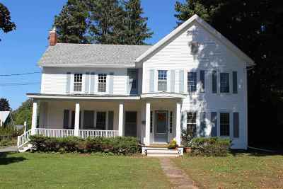 St Lawrence County Single Family Home For Sale: 41 Judson Street