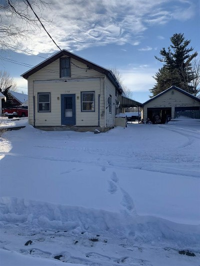 Hermon Single Family Home For Sale: 112 Main St.