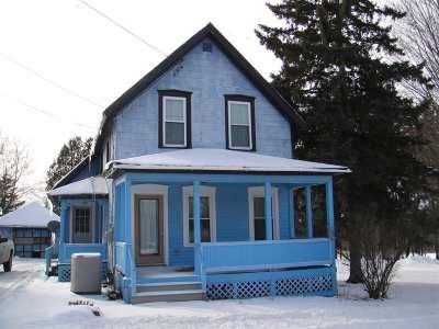 Heuvelton Single Family Home For Sale: 166 State Street