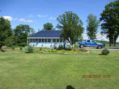 Ogdensburg Single Family Home For Sale: 346 Lovejoy Rd