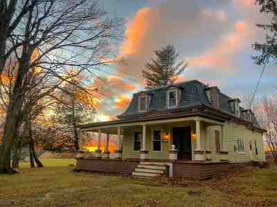 Single Family Home For Sale: 3537 County Route 14