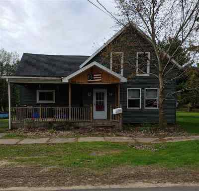 St Lawrence County Single Family Home For Sale: 43 Park Street