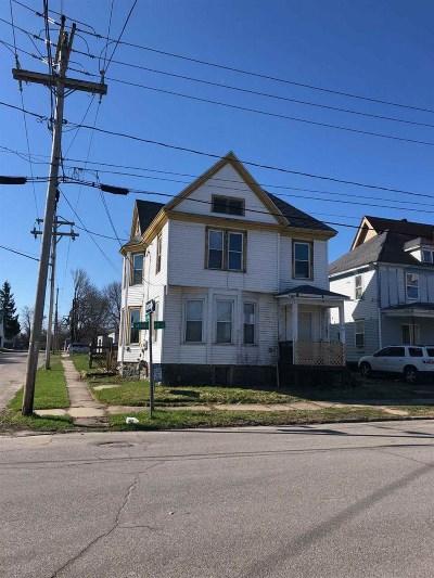 Ogdensburg Multi Family Home For Sale: 28 Rensselaer Ave.