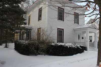 Canton Single Family Home For Sale: 63 Court Street