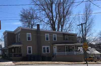 Ogdensburg Multi Family Home For Sale: 901-903 Mechanic