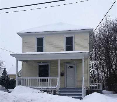 Ogdensburg Single Family Home For Sale: 806 Elizabeth St