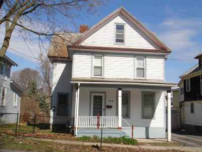 Ogdensburg NY Single Family Home For Sale: $71,900