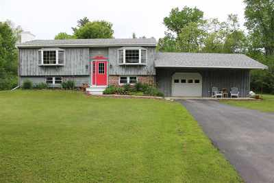 St Lawrence County Single Family Home For Sale: 6075 County Route 24