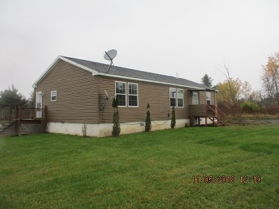 Theresa Single Family Home For Sale: 30712 Nys Route 37