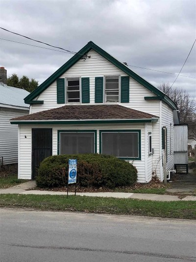 Ogdensburg Single Family Home For Sale: 213 Main Street