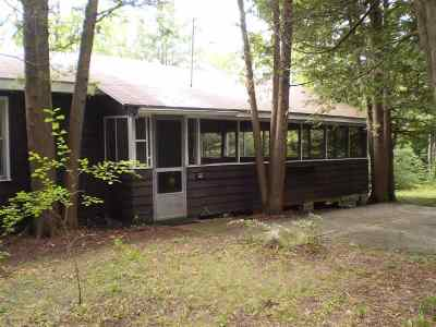 St Lawrence County Single Family Home For Sale: 55 Hotaling Drive