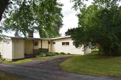 St Lawrence County Single Family Home For Sale: 10079-10083 Sh 37