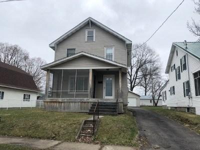 St Lawrence County Single Family Home For Sale: 6 Ridgewood Ave.
