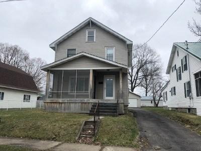Massena Single Family Home For Sale: 6 Ridgewood Ave.