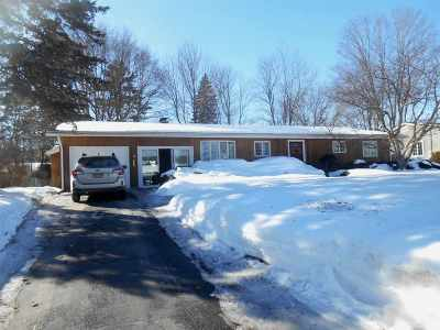St Lawrence County Single Family Home For Sale: 16 Sherwood Drive