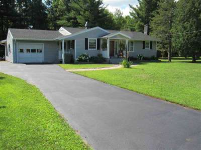 St Lawrence County Single Family Home For Sale: 10 Woodland Drive