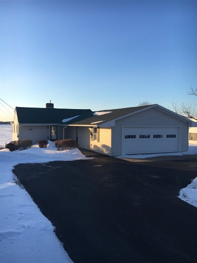 Massena Waterfront For Sale: 144 River Dr