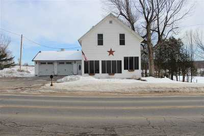 St Lawrence County Single Family Home For Sale: 1336 County Route 25