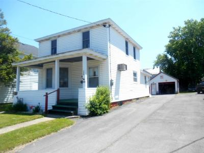 Massena Single Family Home For Sale: 159 East Orvis Street
