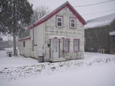 Ogdensburg NY Single Family Home For Sale: $16,900