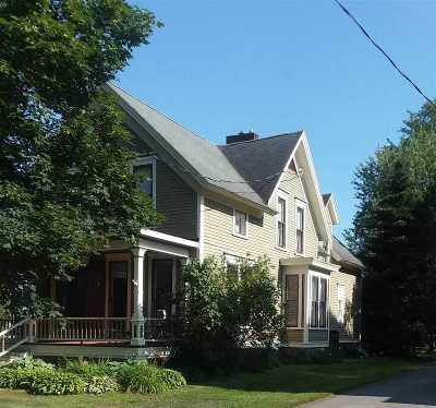 Canton Single Family Home For Sale: 44 E Main Street