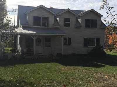 Canton Single Family Home For Sale: 506 County Route 29