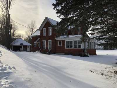 Single Family Home For Sale: 301 Pine Street