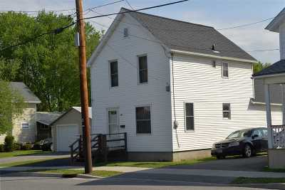 Ogdensburg Single Family Home For Sale: 918 Paterson Street