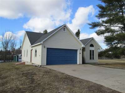 Gouverneur NY Single Family Home For Sale: $139,900