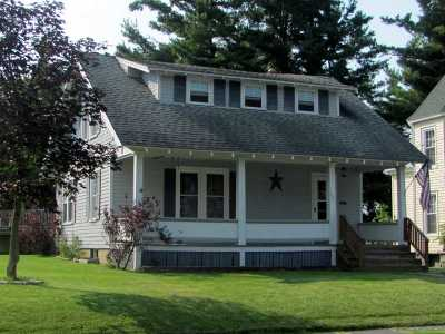 Gouverneur NY Single Family Home For Sale: $77,000