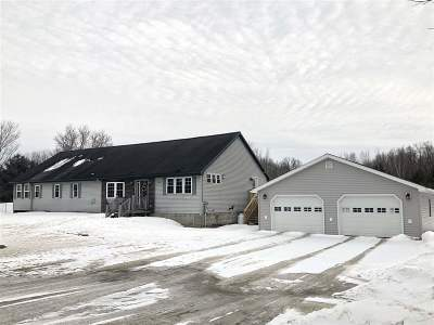 St Lawrence County Single Family Home For Sale: 1885 County Route 49