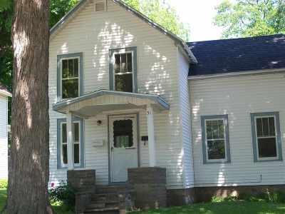 Massena Single Family Home For Sale: 51 Douglas Road