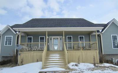 St Lawrence County Single Family Home For Sale: 550 Sh 345