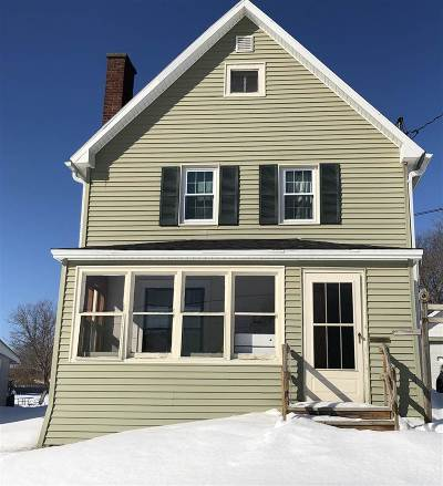 Massena Single Family Home For Sale: 10 Pine Street