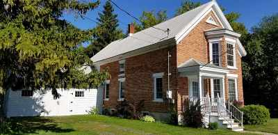 Waddington Single Family Home For Sale: 37 Main Street