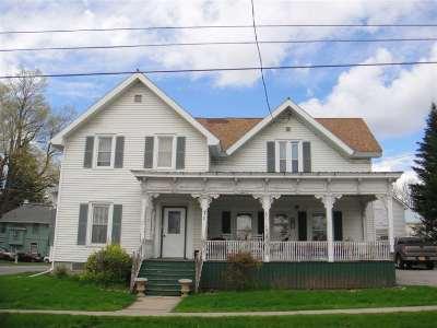 Heuvelton Single Family Home For Sale: 71 Washington Street