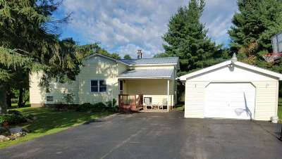 Heuvelton Single Family Home For Sale: 203 McIlwee Rd.