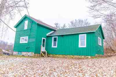 Gouverneur NY Single Family Home For Sale: $64,900