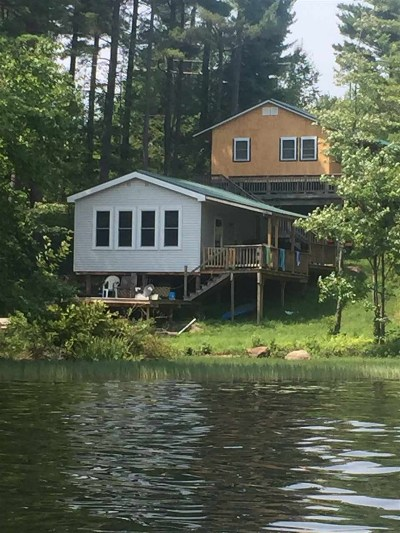 Hermon Waterfront For Sale: 62 Woodrow Rd Prvt
