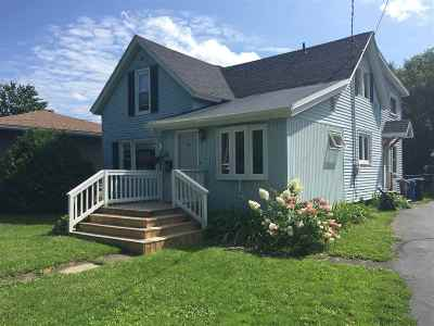 Canton Single Family Home For Sale: 68 State Street