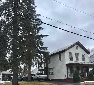 Ogdensburg Single Family Home For Sale: 615 Morris