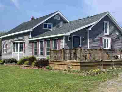 St Lawrence County Single Family Home For Sale: 129 Mahoney Road