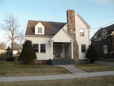 Alexandria Bay Single Family Home For Sale: 34 Catherine Ave.