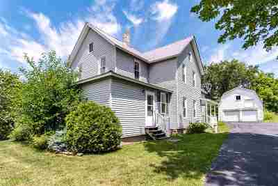 St Lawrence County Single Family Home For Sale: 16 School Street