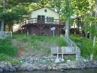 Hammond, Morristown, Heuvelton Waterfront For Sale: 22 Mile Arm Bay Rd