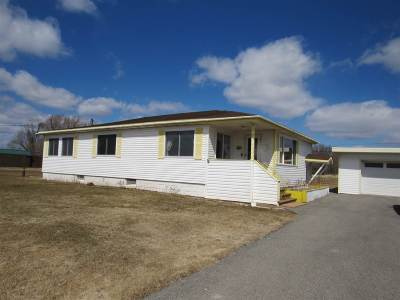 Ogdensburg Single Family Home For Sale: 7300 State Highway 68